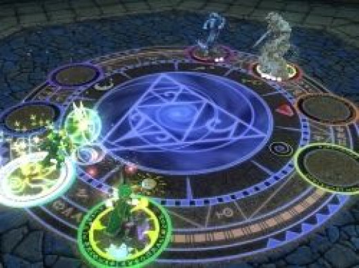 wizard101-dueling