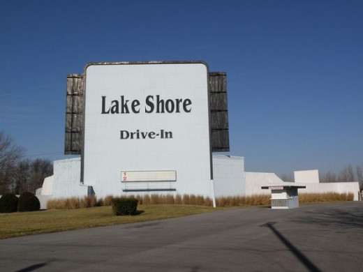 Lake Shore Drive In