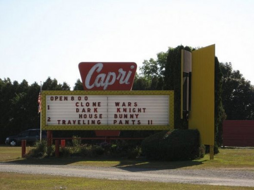 Capr Drive-In