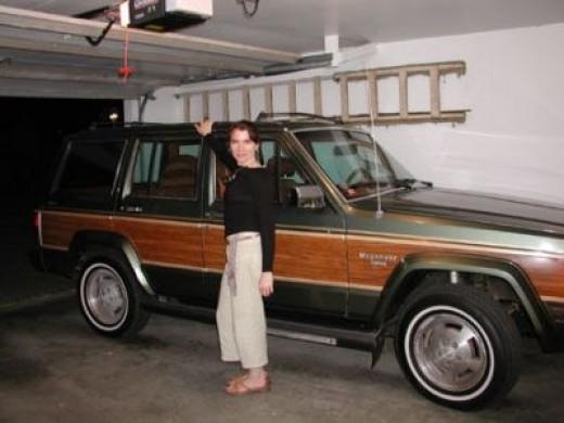 1990's Jeep Wagoneer