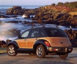 2000's Chrysler PT Cruiser