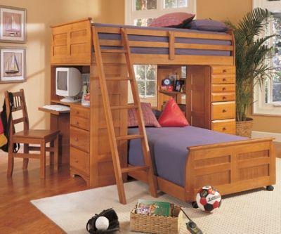 Dorm loft
