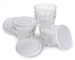 Prep Bowl Set  -Also VERY popular  -holds a cup of food  -great for storage  -measuring  -even serving small items of food  -dishwasher safe