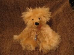 How to Make a Mohair Teddy Bear