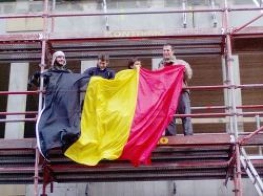 Belguim Flag