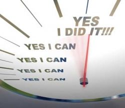 Yes you did it! Reward yourself!