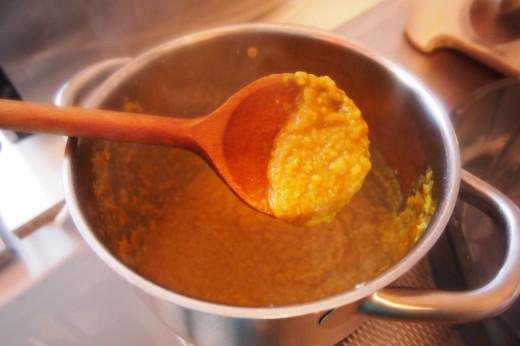 Red Lentils Hummus