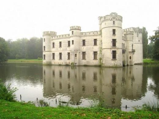 Bouchout Castle - Meise Belgium