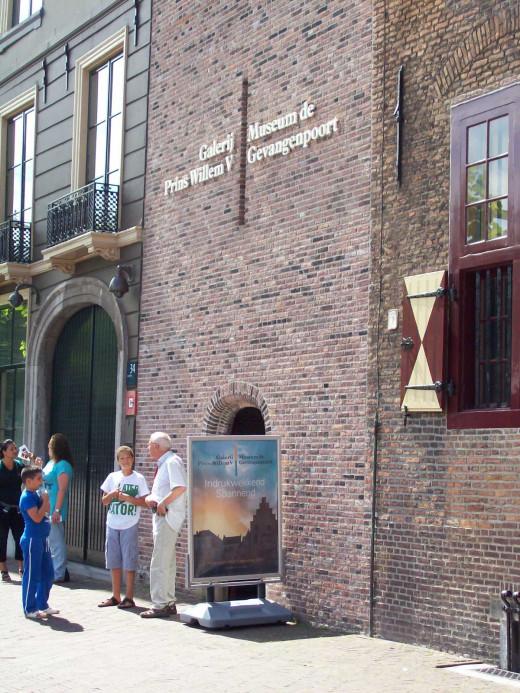 de gevangenpoort, The Hague, The Netherlands