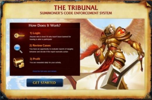 League of Legends Tribunal