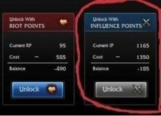 influence-points