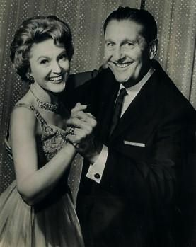 Lawrence Welk and Norma Zimmer