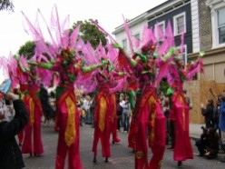 The Notting Hill Carnival 2008