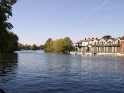 The River Thames at Windsor