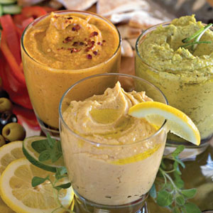 Which of the 5 Vegan Hummus Recipes do you like most
