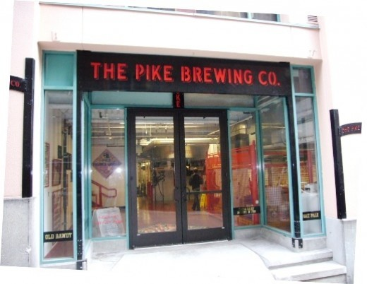 Pike Brewery - Stop in for a locally made microbrew beer and great food