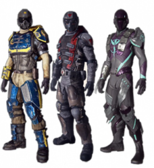 planetside-2-classes