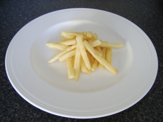 Perfect Homemade French Fries