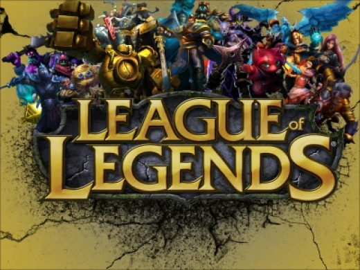 League of Legends!