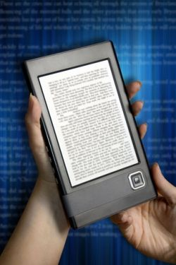 e-Book read on Kendel