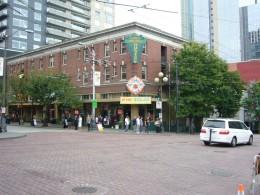 Green Tortoise Hostel - Seattle, WA
