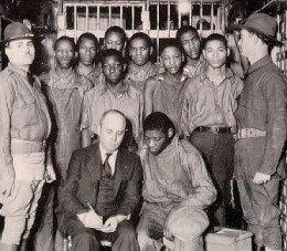 Scottsboro Boys with Samuel Leibowitz