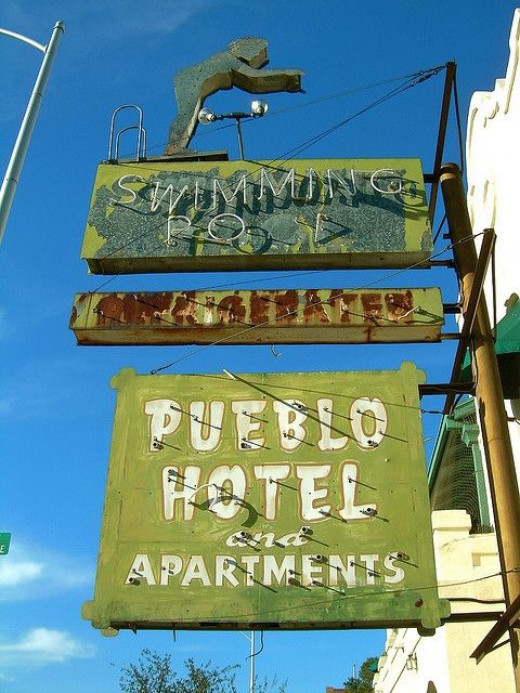 Pueblo Hotel and Apartments