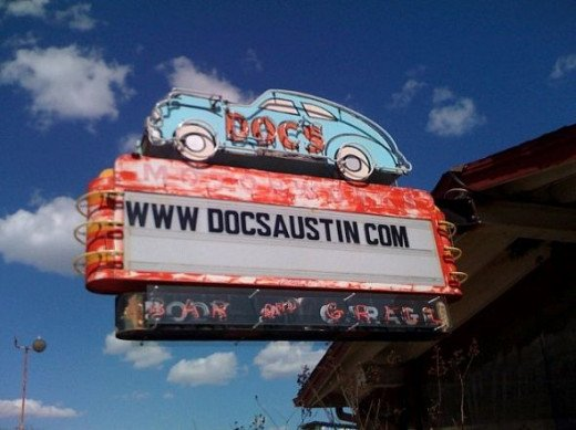 Doc's in Austin Texas
