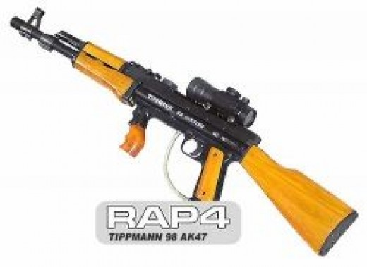 AK47 Paintball Guns
