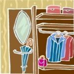 Clean Out Closet and Sell the Clothes