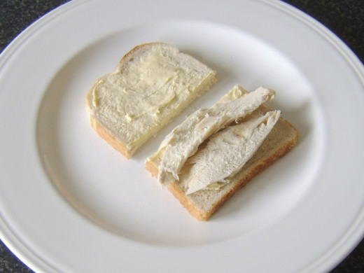 Is this as creative as you usually get with your turkey sandwiches?