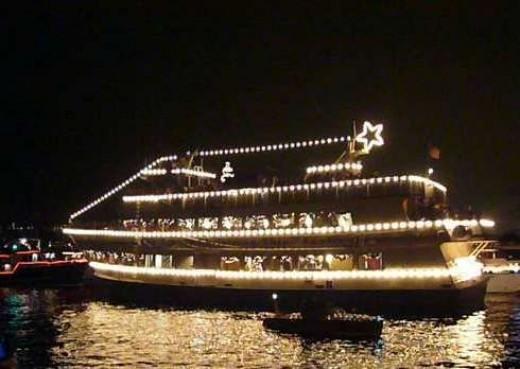 Argosy Spirit of Seattle Christmas Ship