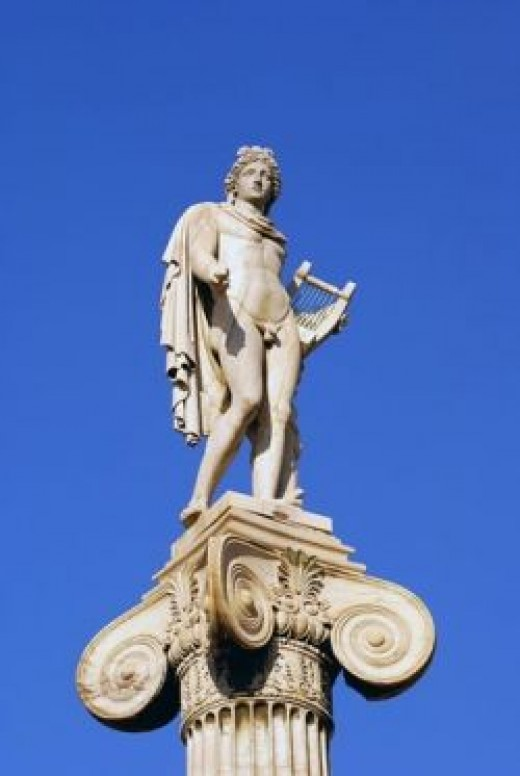 Statue of Apollo