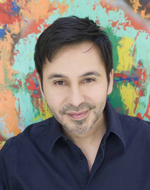 Meet Mark Montano -- he's the DIY decor king (at least in my world.) Photo Courtesy of Mark Montano.