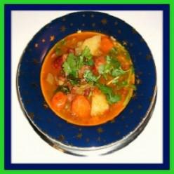 Hawaiian Style Portuguese Bean Soup