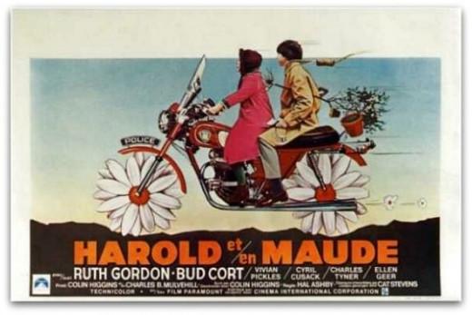 Harold and Maude Film Billboard 1971