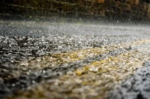 Rain. CCO Public Domain