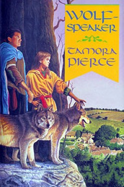 "Review of ""Wolf-speaker"" by Tamora Pierce"