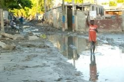 Haiti - poverty before the quake