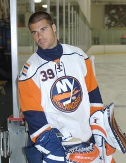 Rick DiPietro - New York Islanders (G)