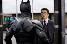 Bruce Wayne Batman suit