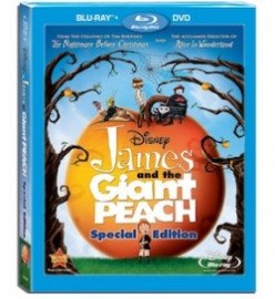 Review of Raold Dahl's James and The Giant Peach: Special Edition