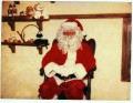 Memories of My Temporary Gig as a Mall Santa Claus