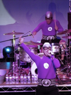 Aquabats Rock Music for Kids