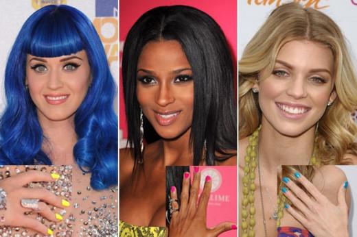 Katy Perry, Ciara, and AnnaLynne McCord