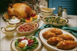 Go Healthier at Thanksgiving !  Here's How...