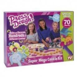 Press Dough Cookie Maker
