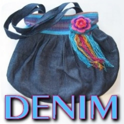 Denim Purses - Trendy, Casual and Fun!