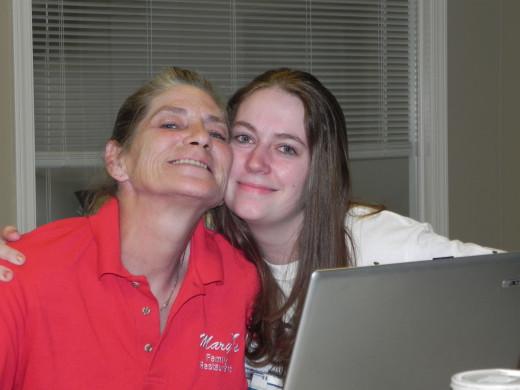 Mary and I 2013