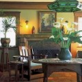 Arts and Crafts Period Interior Design and Home Decorating